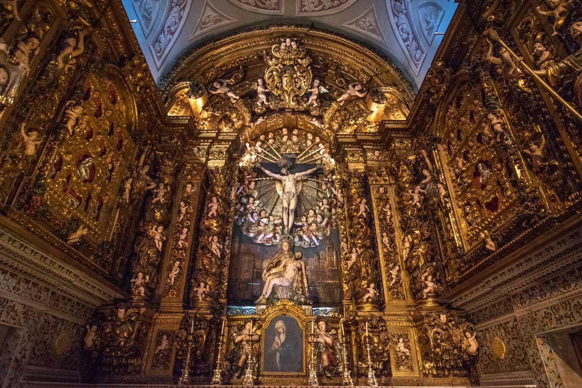what to do instead - Igreja de São Roque