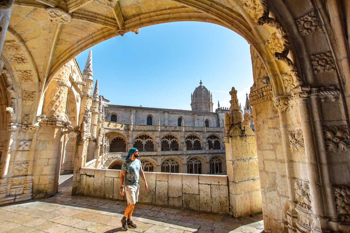 what not to do in lisbon - jeronimos monastery