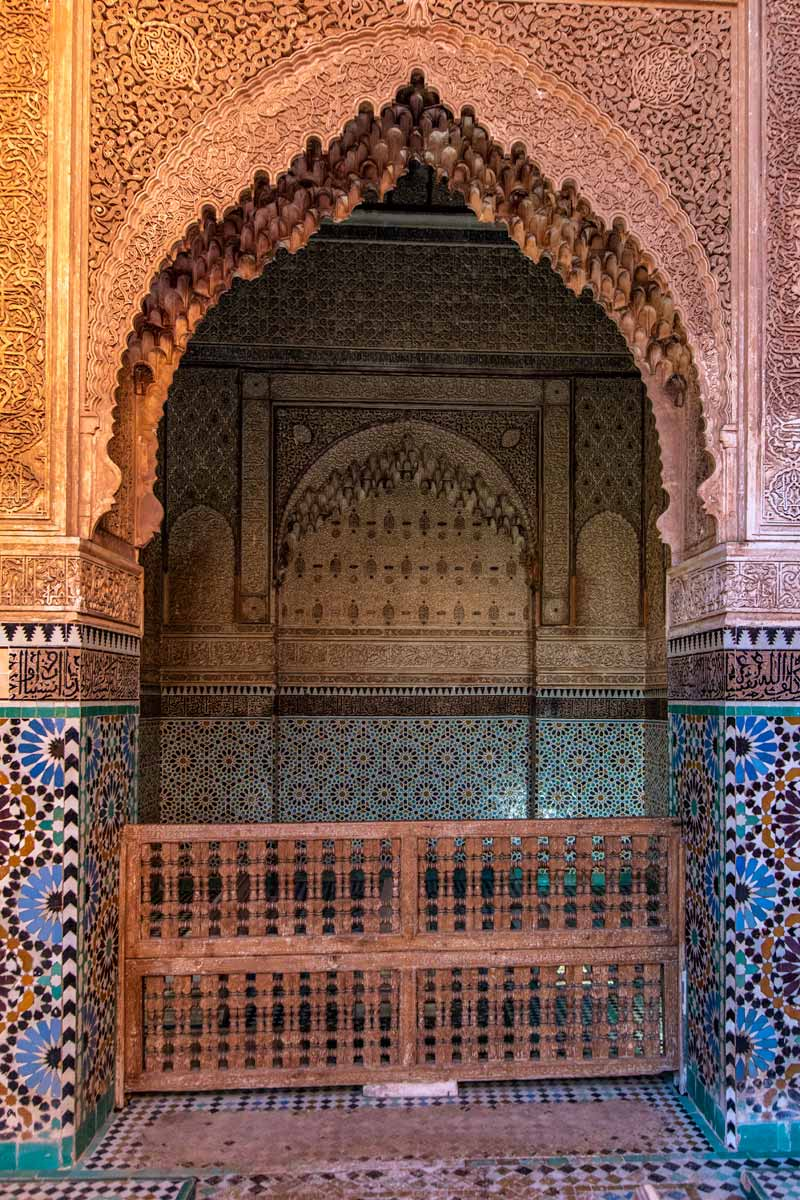 10 Days Morocco Itinerary - Marrakesh Design