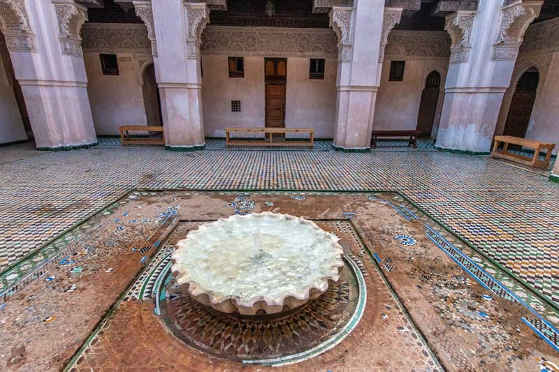 10 Days Morocco Itinerary - Al Attarine Madrasa
