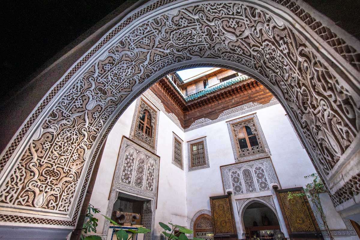10 Days Morocco Itinerary - Marrakesh Museum