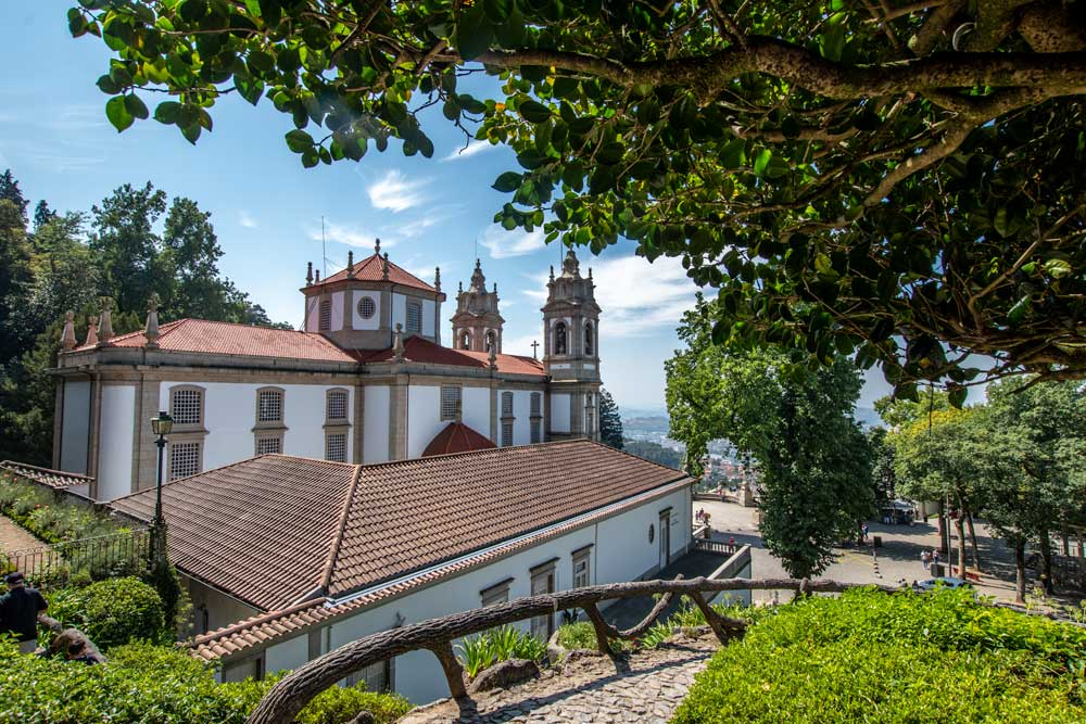A walk around Braga