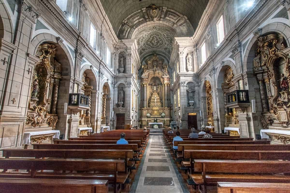 Beautiful Braga Church