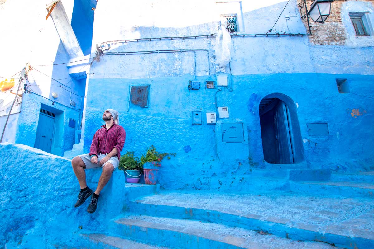 Chefchaouen - The Blue Pearl of Morocco
