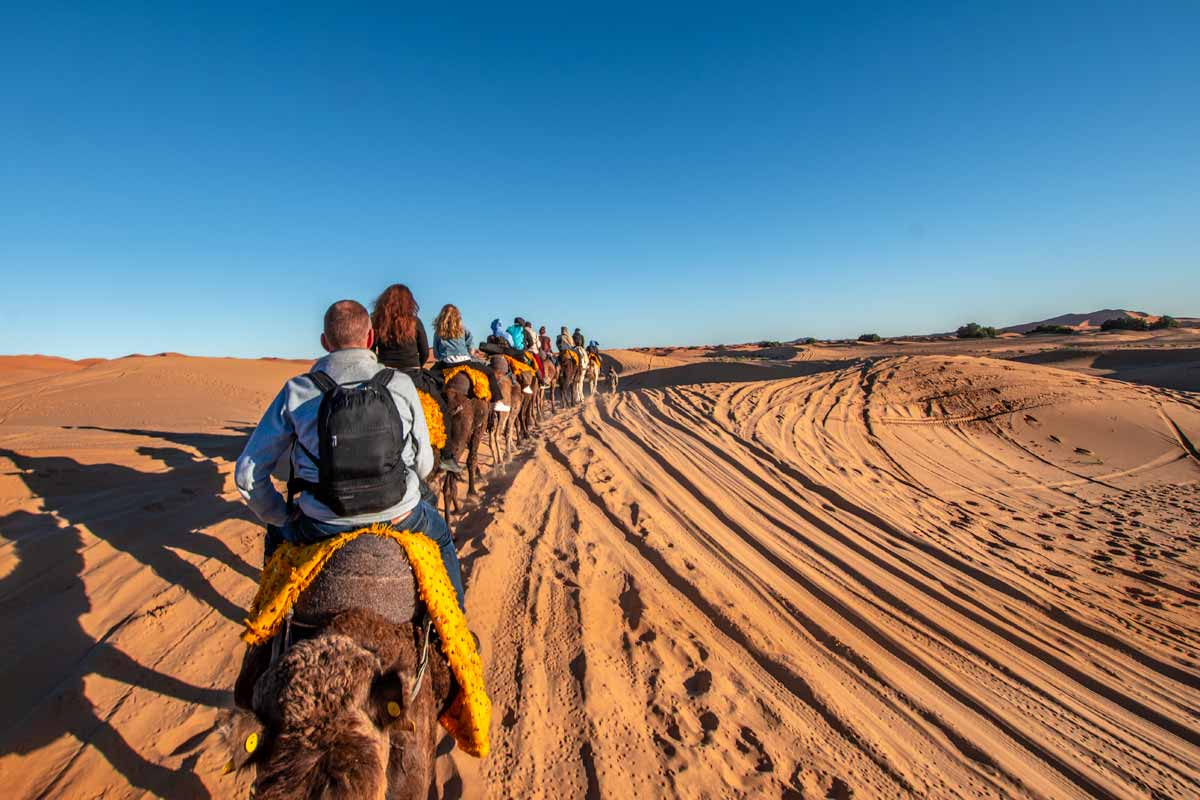 How to get around in Morocco