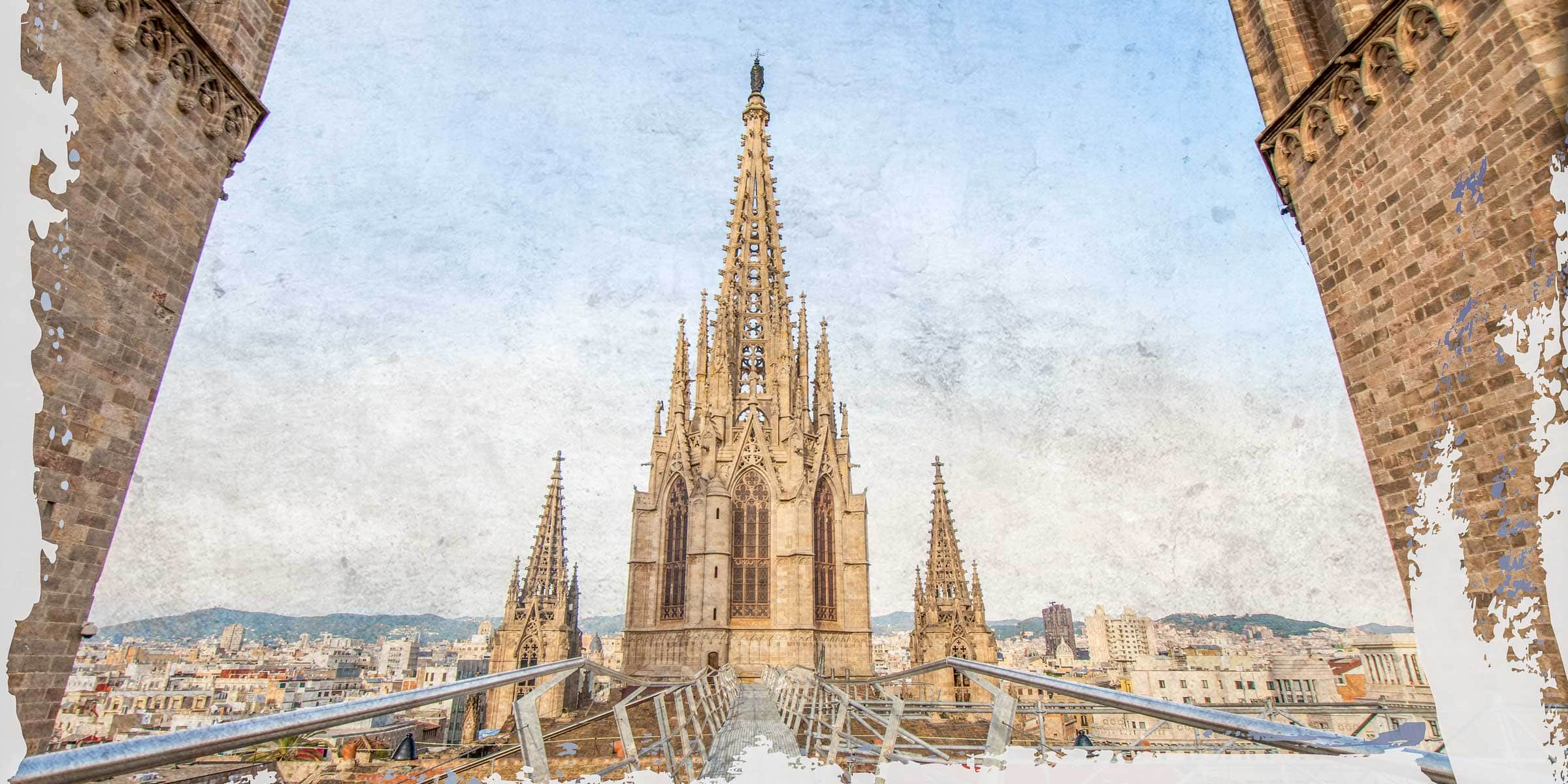Barcelona facts and photos