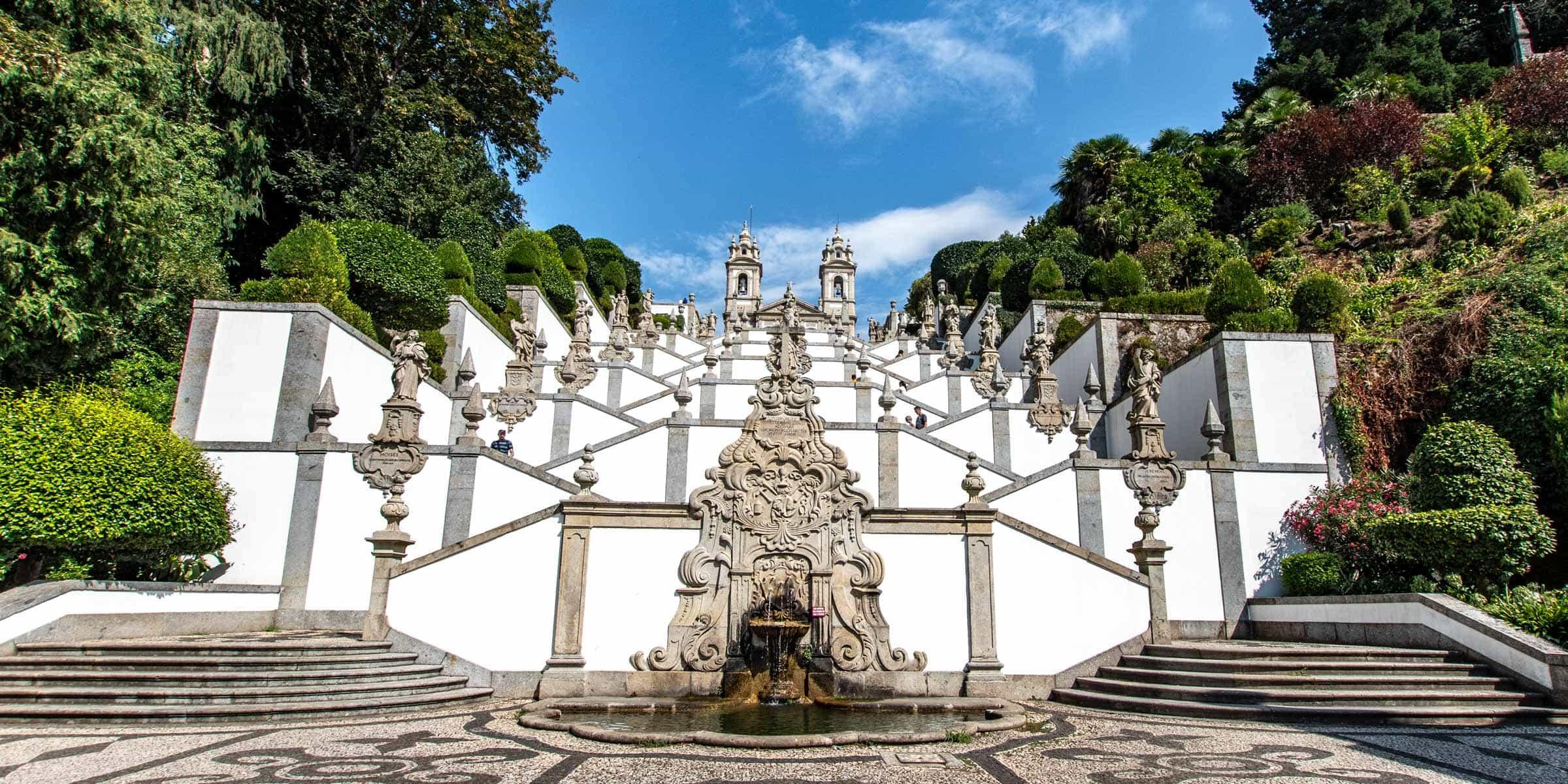 Porto - Braga Day Trip - Bom Jesus do Monte