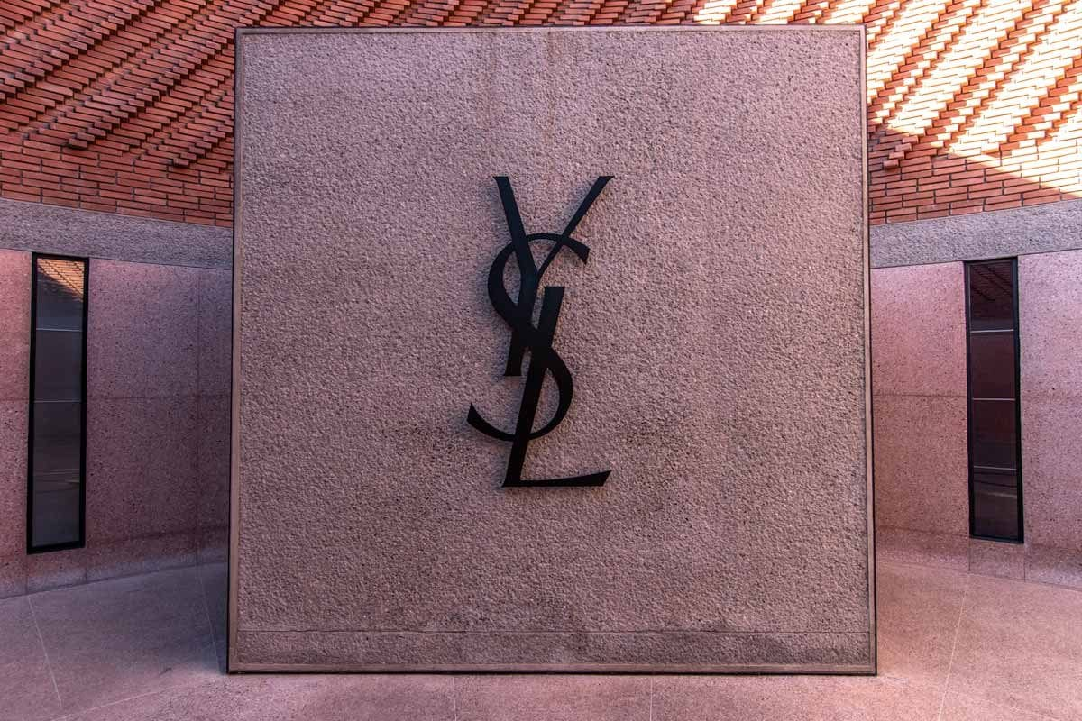 YSL museum is a thing not to do in Marrakesh