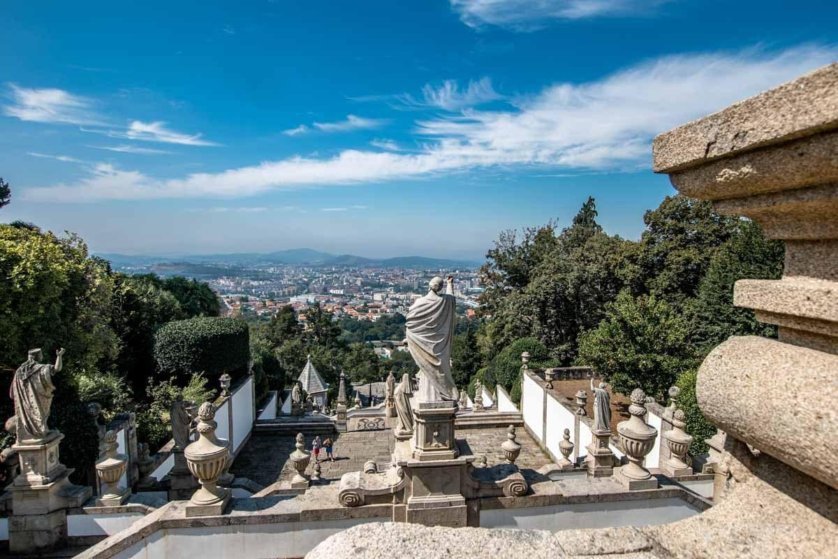 Bom Jesus panoramic views