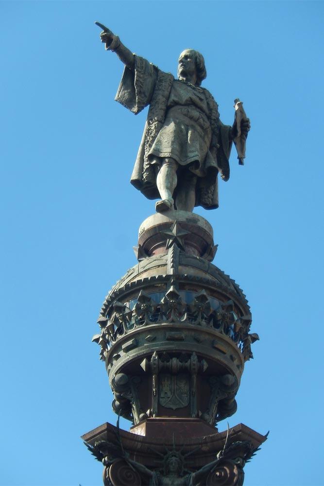 colombus-statue-in-barcelona
