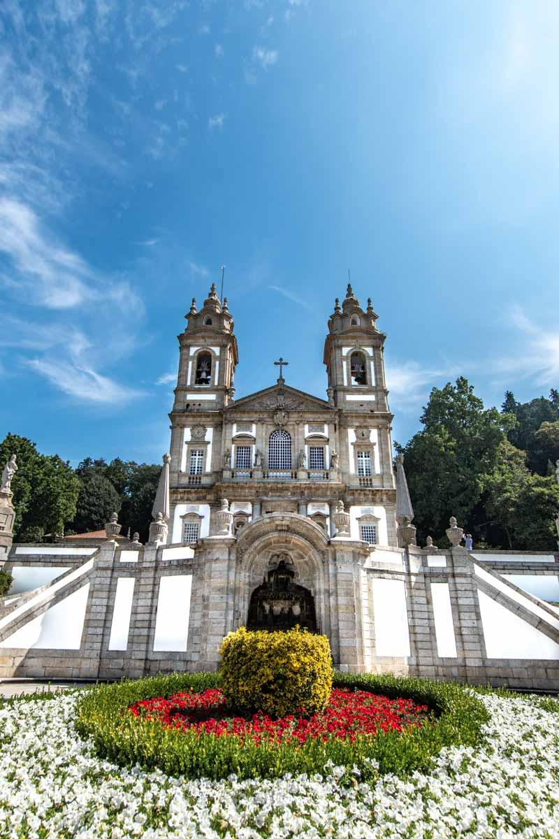 Porto to Braga: Bom Jesus Sanctuary