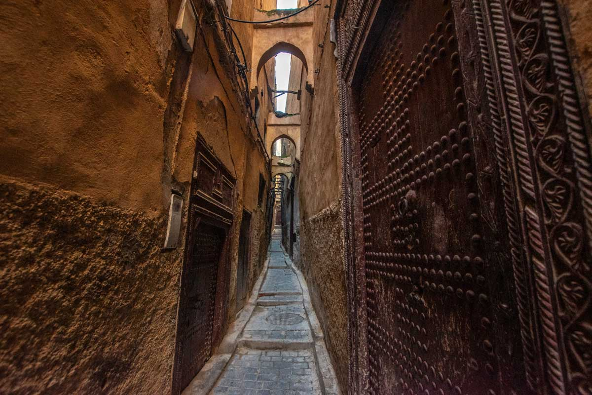 Ten Days Morocco Itinerary - Fes Medina