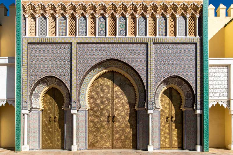 Ten Days Morocco Itinerary - Royal Palace of Fes