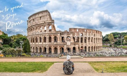 How to spend 3 days in Rome, itinerary with a map