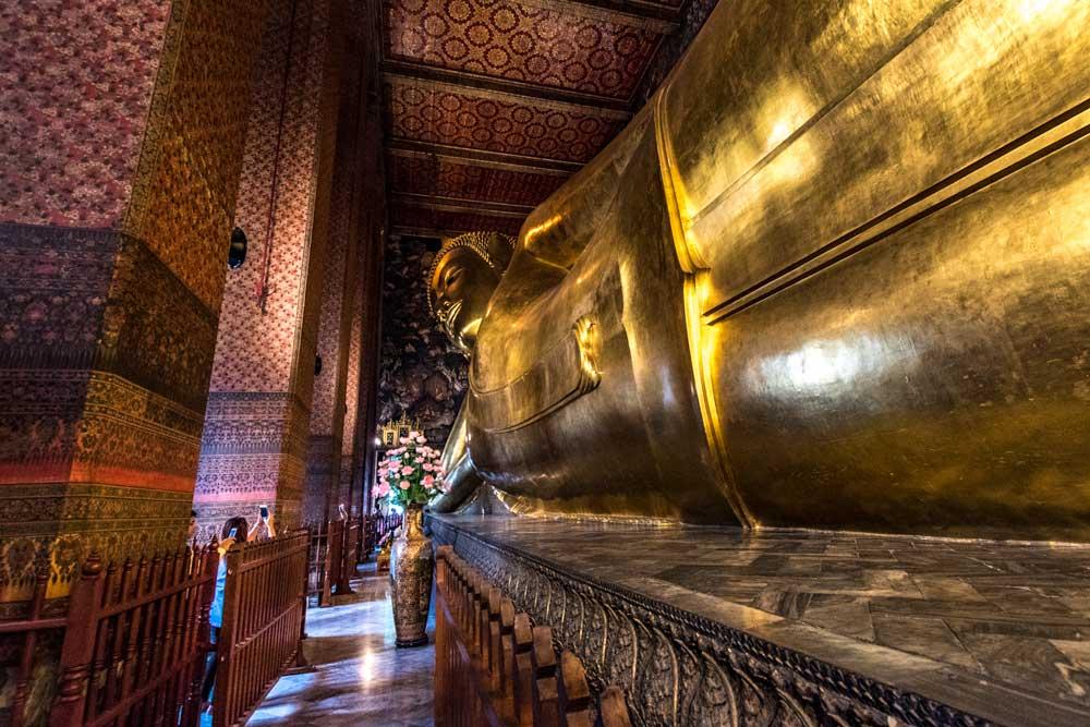 10 day Thailand itinerary - Wat Pho