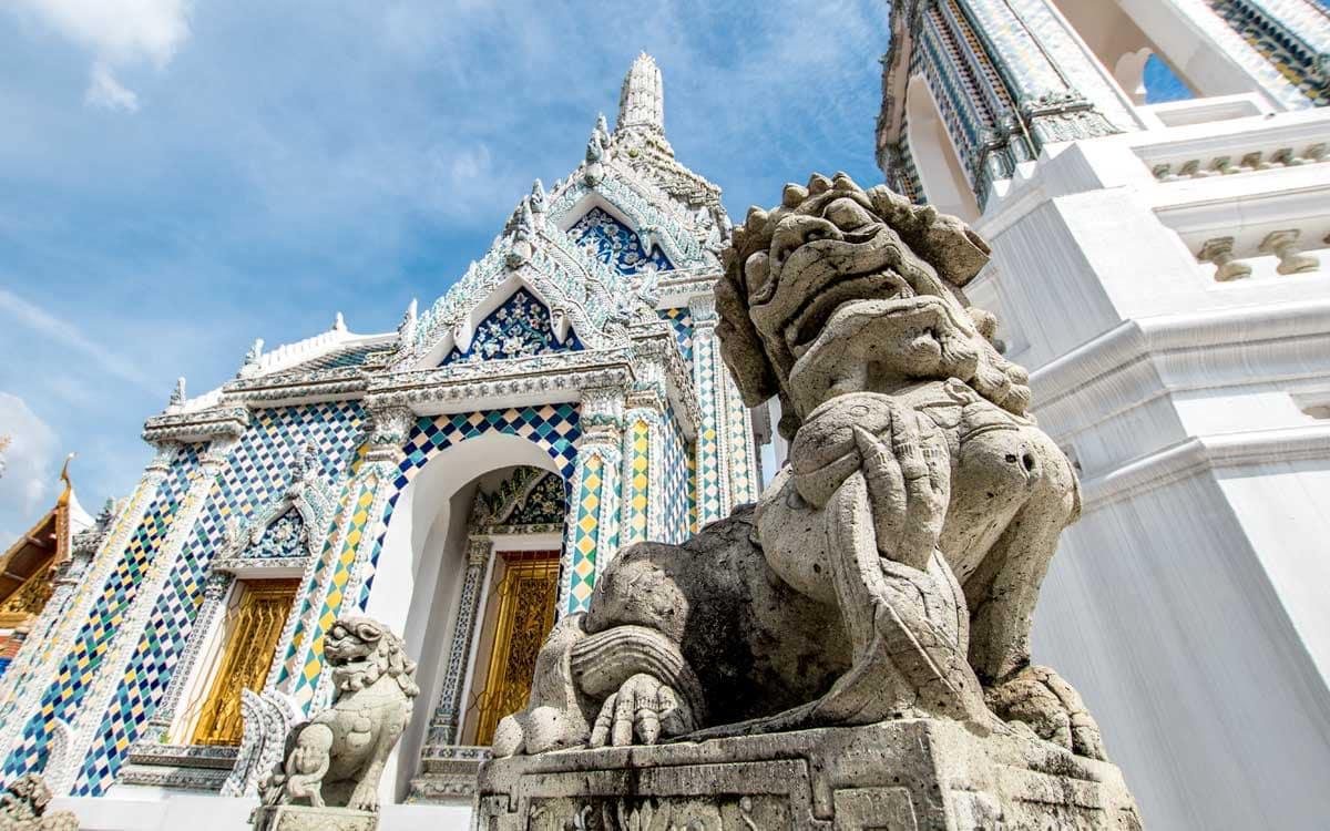 10 day Thailand itinerary - Bangkok