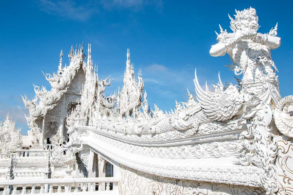10 days in Thailand - White Temple