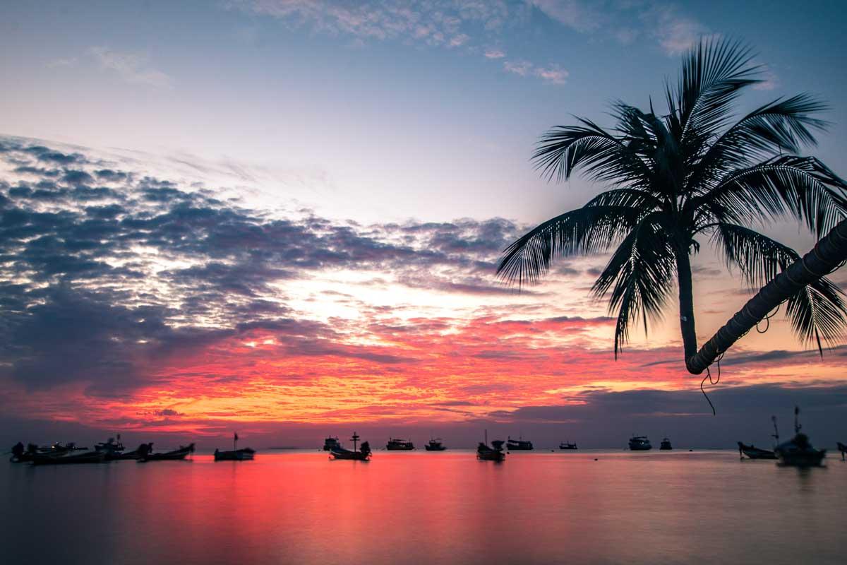 10 days in Thailand - Koh Tao