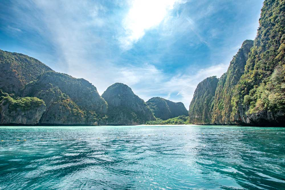 10 days in Thailand - Maya Bay