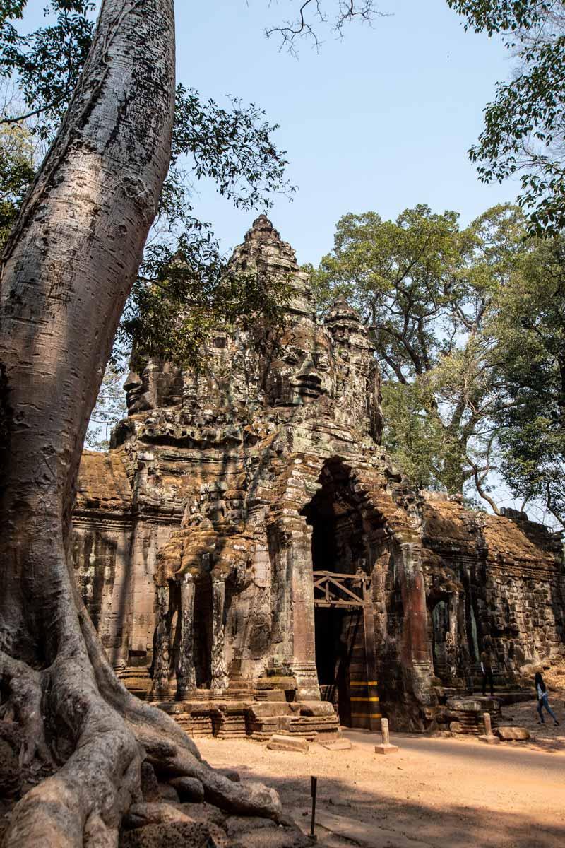 Angkor Wat South Gate