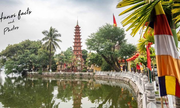 10 Hanoi Facts and 20 Pictures That will Convince you the Capital of Vietnam is a Good Idea