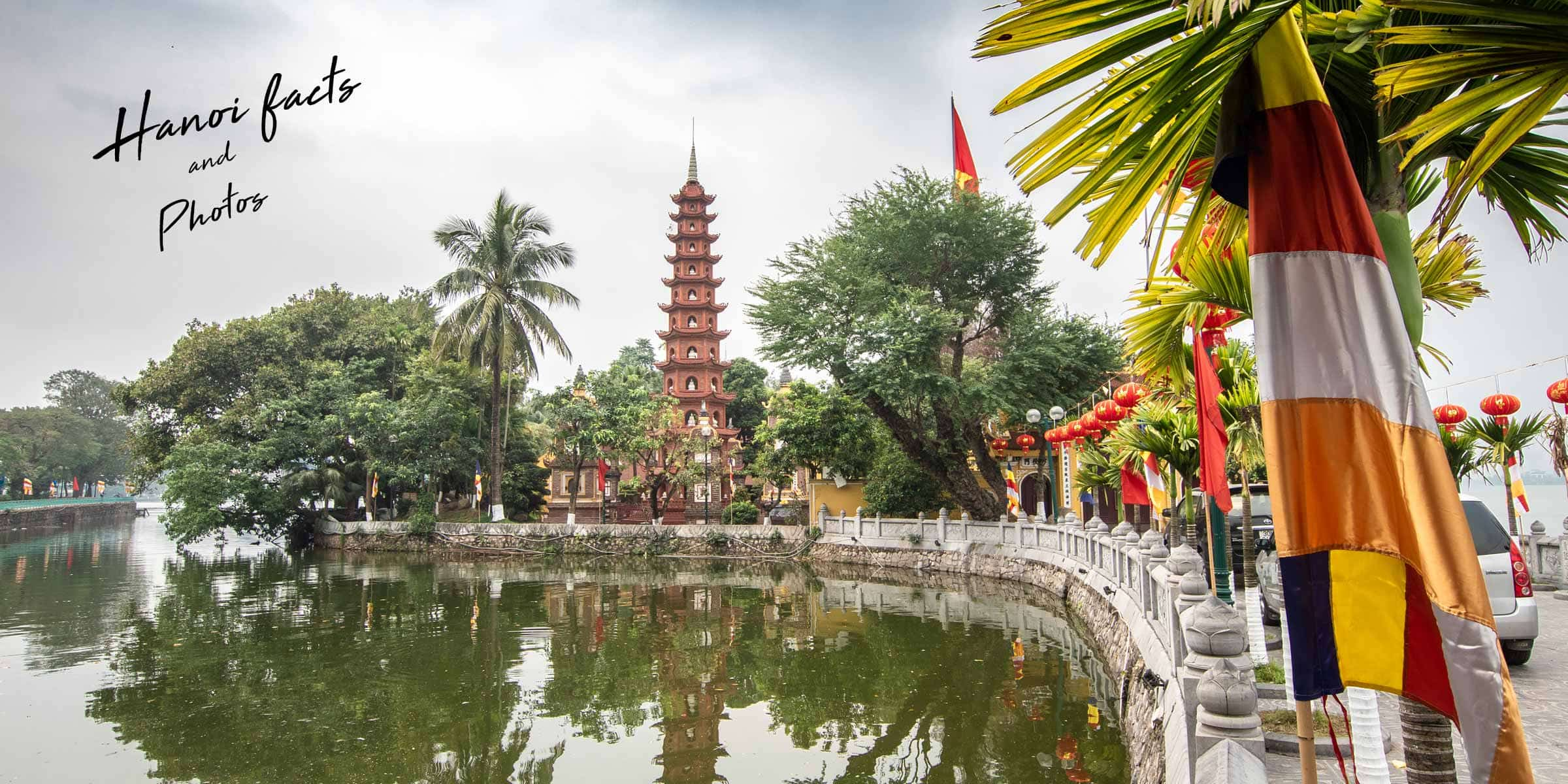 Hanoi facts and photos