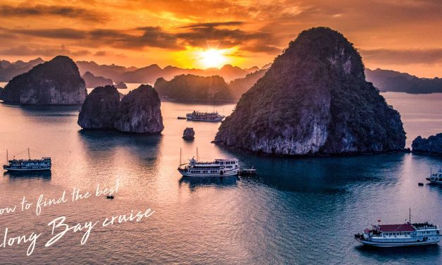 How to Find The Best Halong Bay Cruise – All you Need to Know