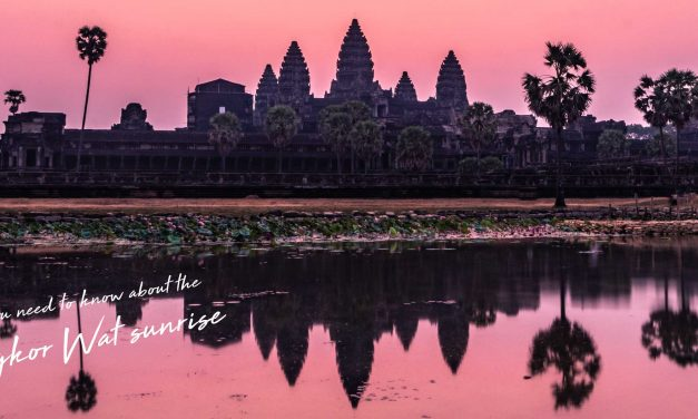 Angkor Wat Sunrise – All you Need to Know About the Most Famous Sunrise in the World