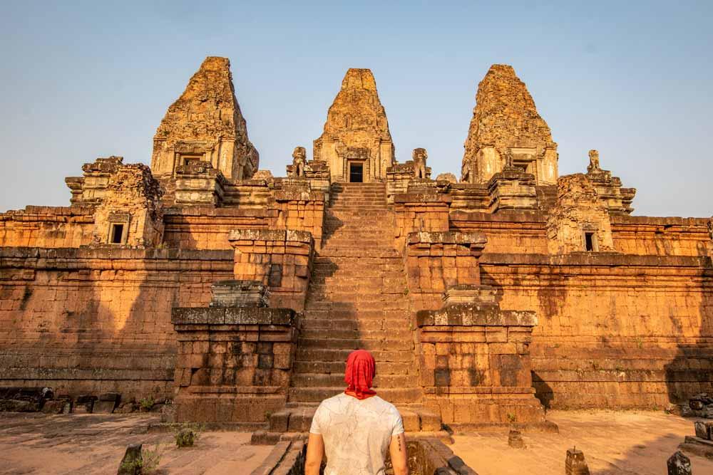 Angkor sunrise - Pre Rup