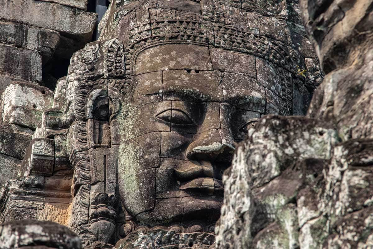 Siem Reap temples -Angkor Thom