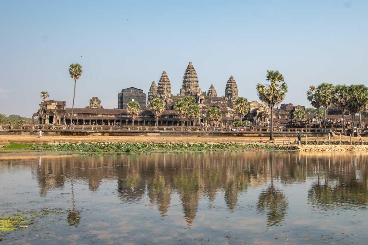 Siem Reap temples - Angkor Wat