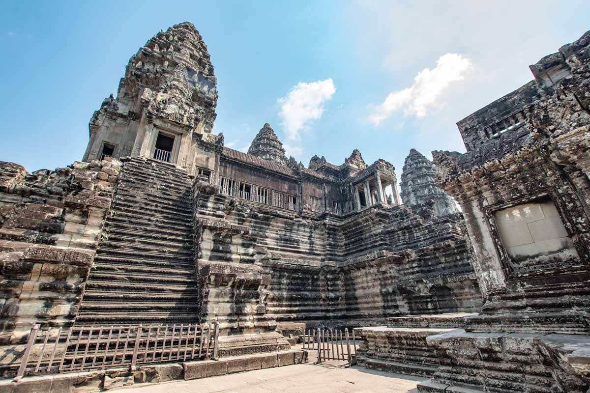 Best Siem Reap temples - Angkor Wat