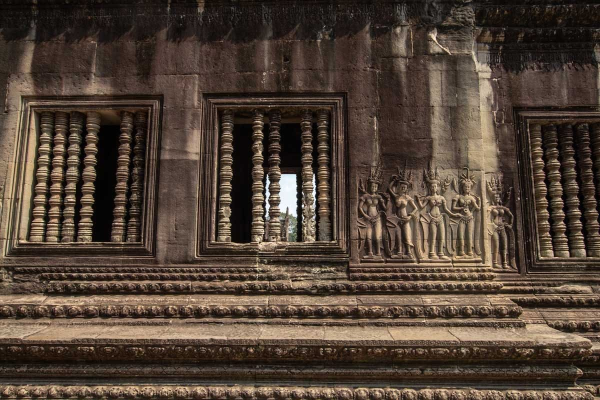 Terrace of Angkor Wat