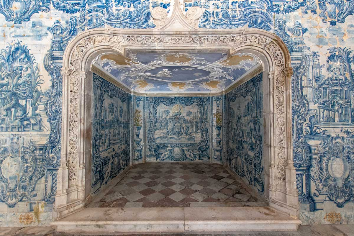 Sintra guide - azulejo culture