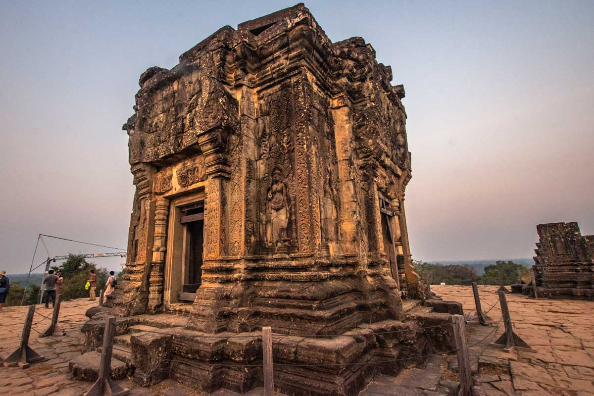 Siem Reap temples - Phnom Bakheng