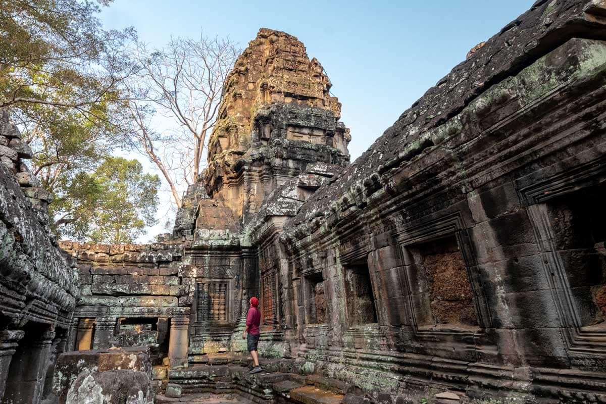 The hidden gem of Siem Reap - Banteay Kdei