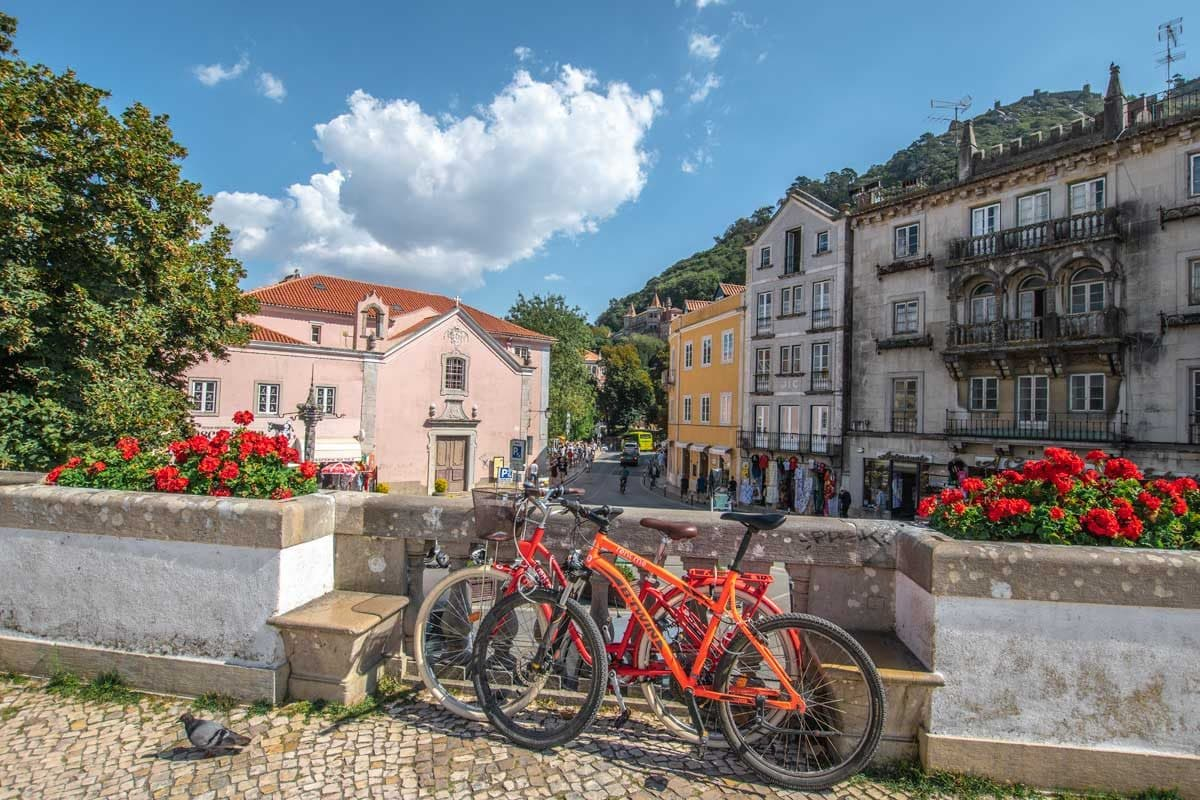 Sintra itinerary - historical center of Sintra