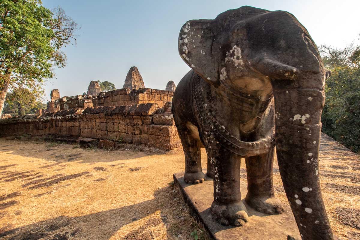 Siem Reap temples - East Mebon