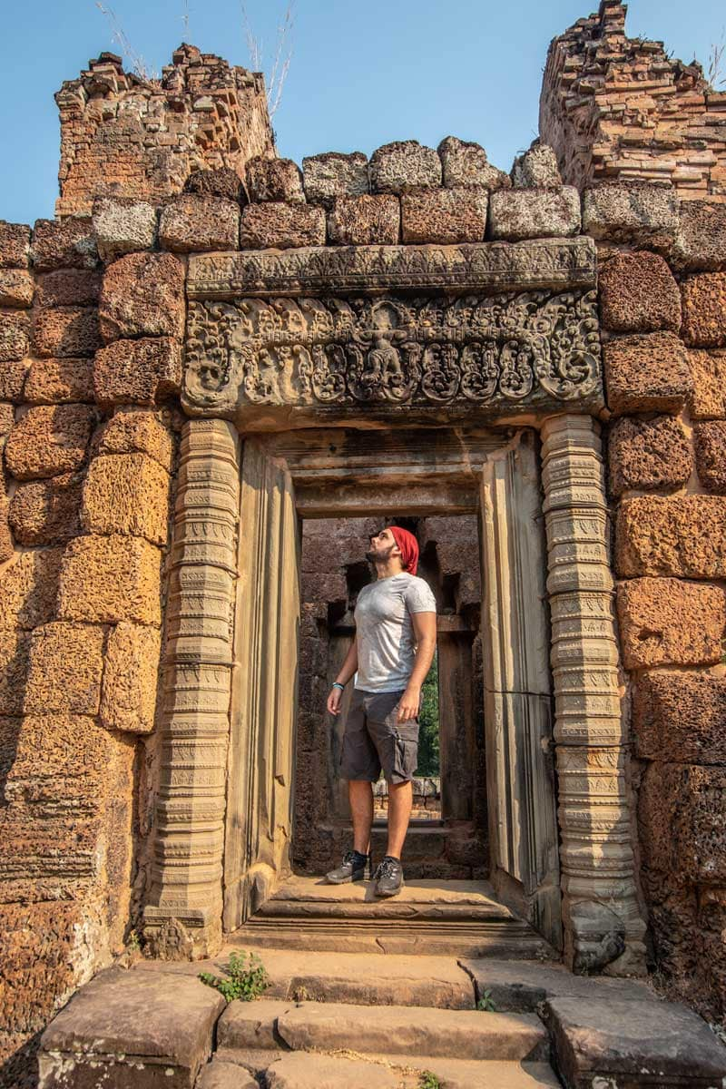 East Mebon temple - Siem Reap
