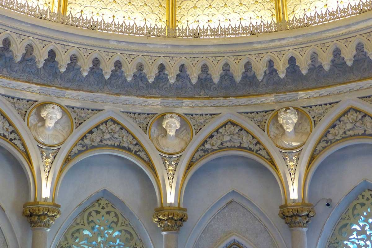 gorgeous Monserrate interior