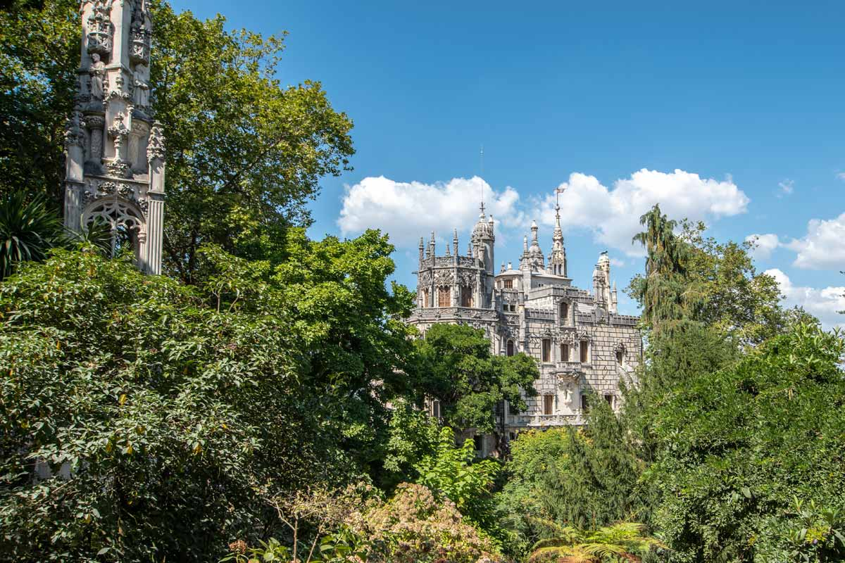Lisbon to Sintra day-trip - pay a visit to quinta de regaleira