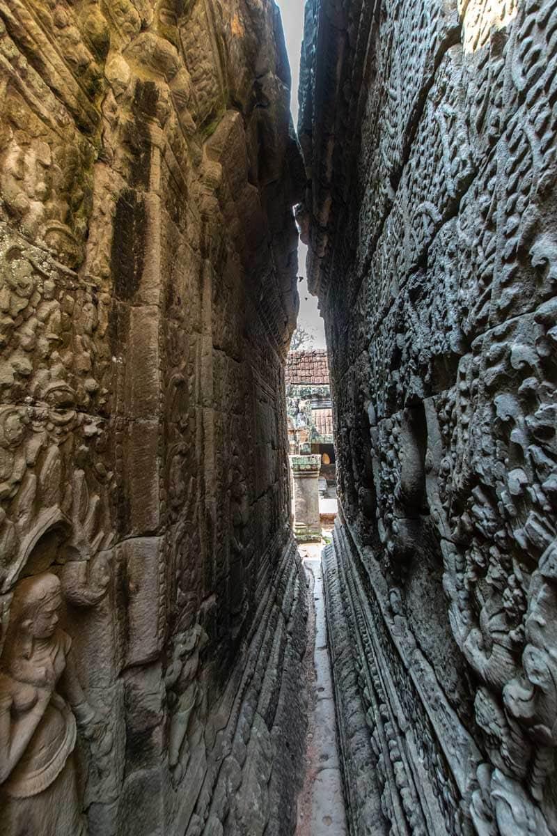 Preah Khan temple - Siem Reap