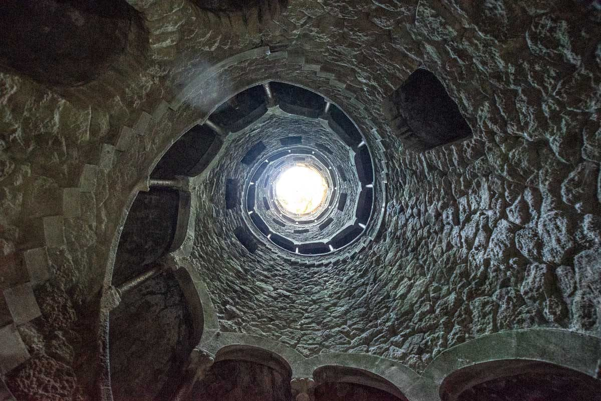 Lisbon to Sintra day-trip - Initiation Well