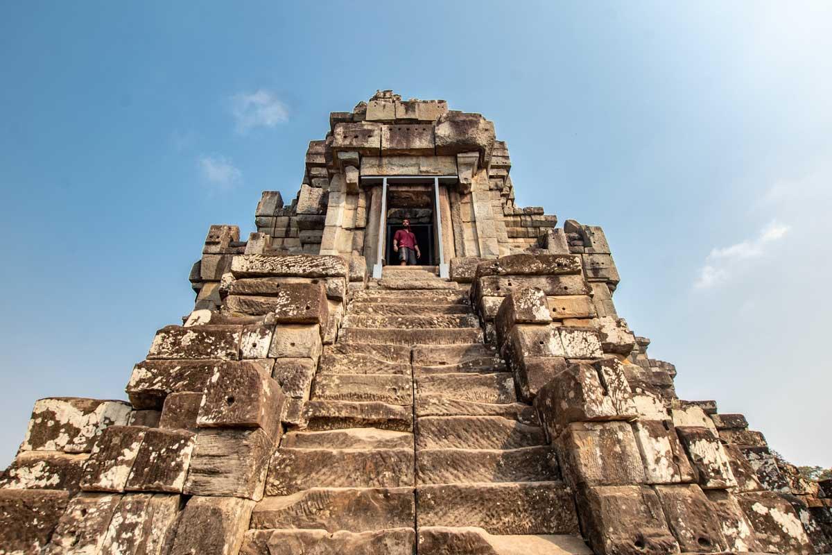 Siem Reap temples - Ta Keo