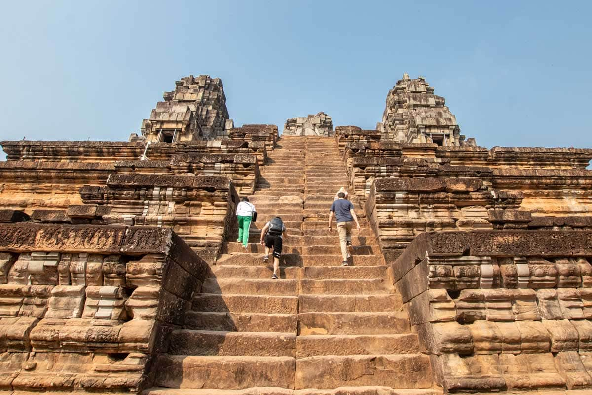 Ta Keo temple - Siem Reap