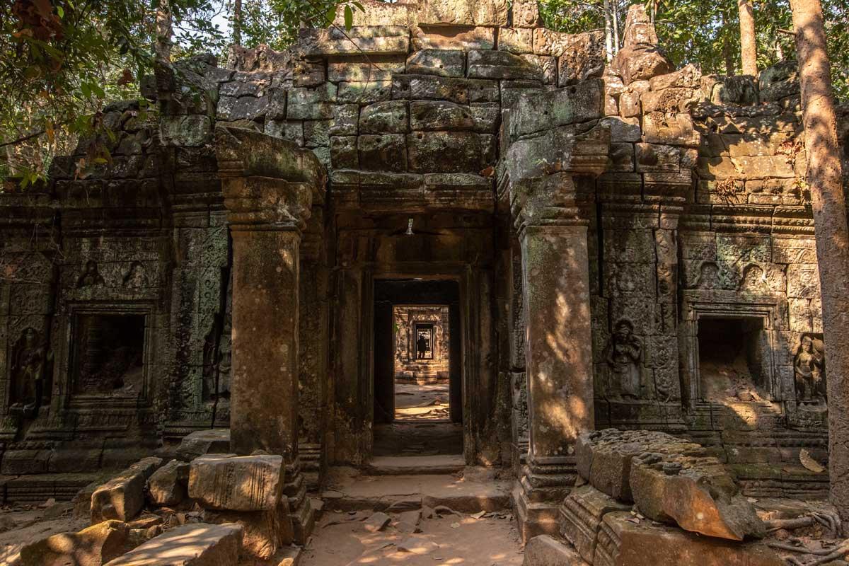 Siem Reap temples - Ta Som