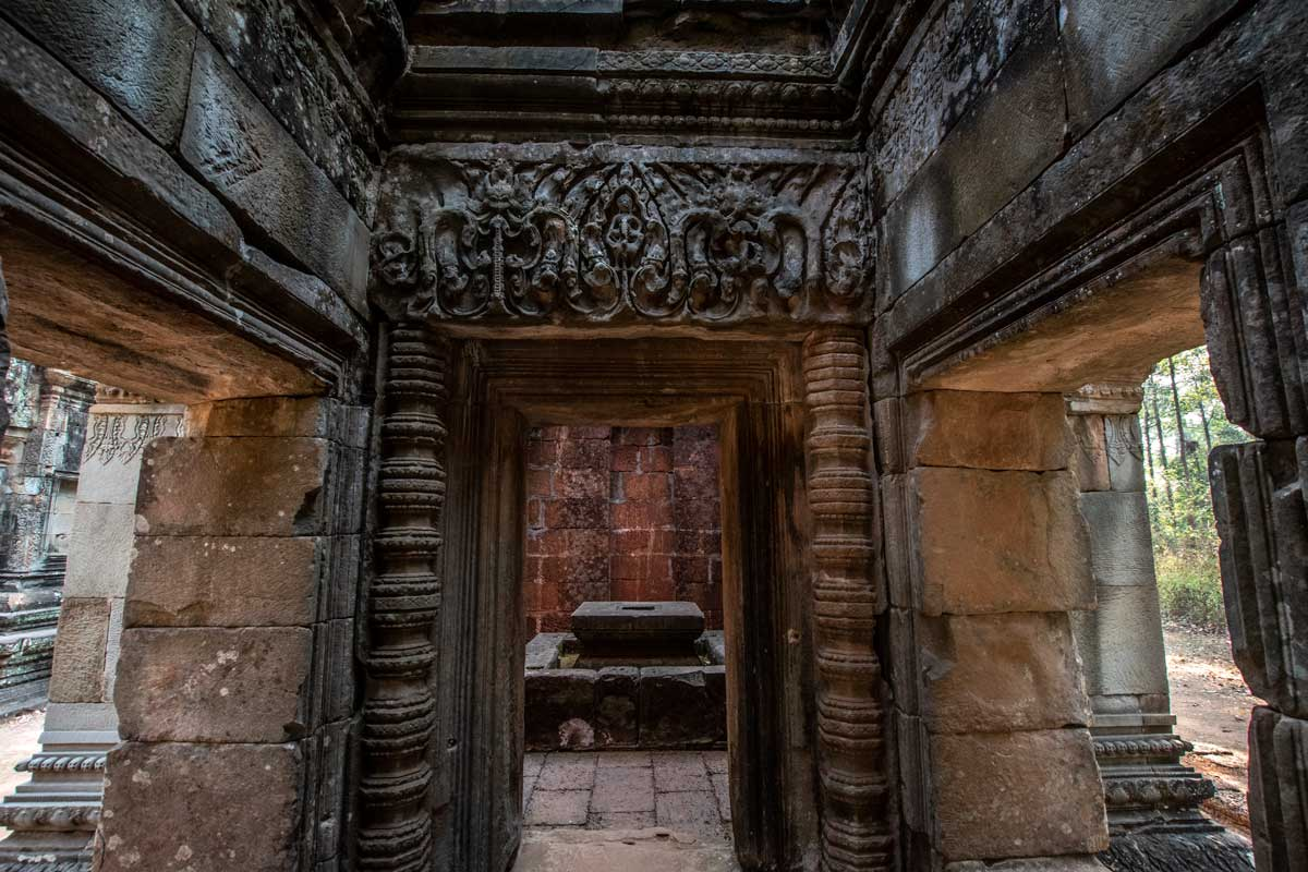 Chau Say Tevoda temple - Siem Reap