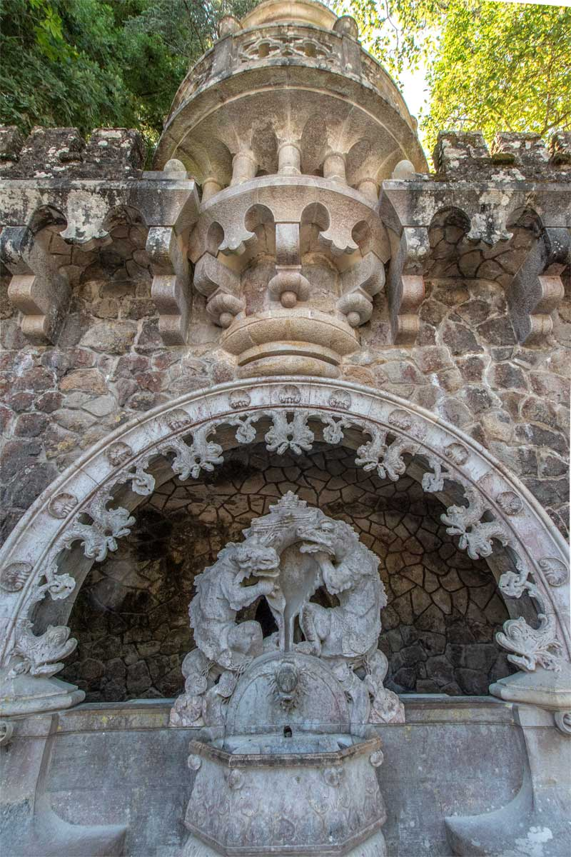the details in Sintra