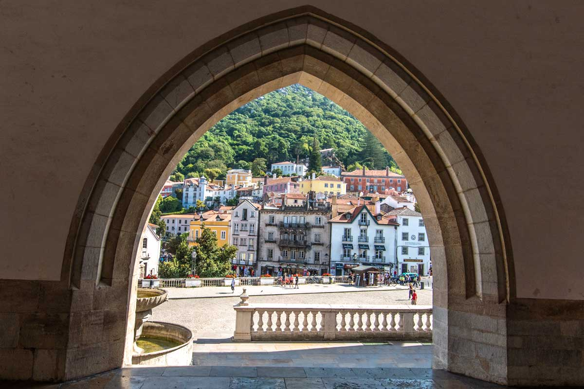 Lisbon to Sintra day-trip - what is sintra