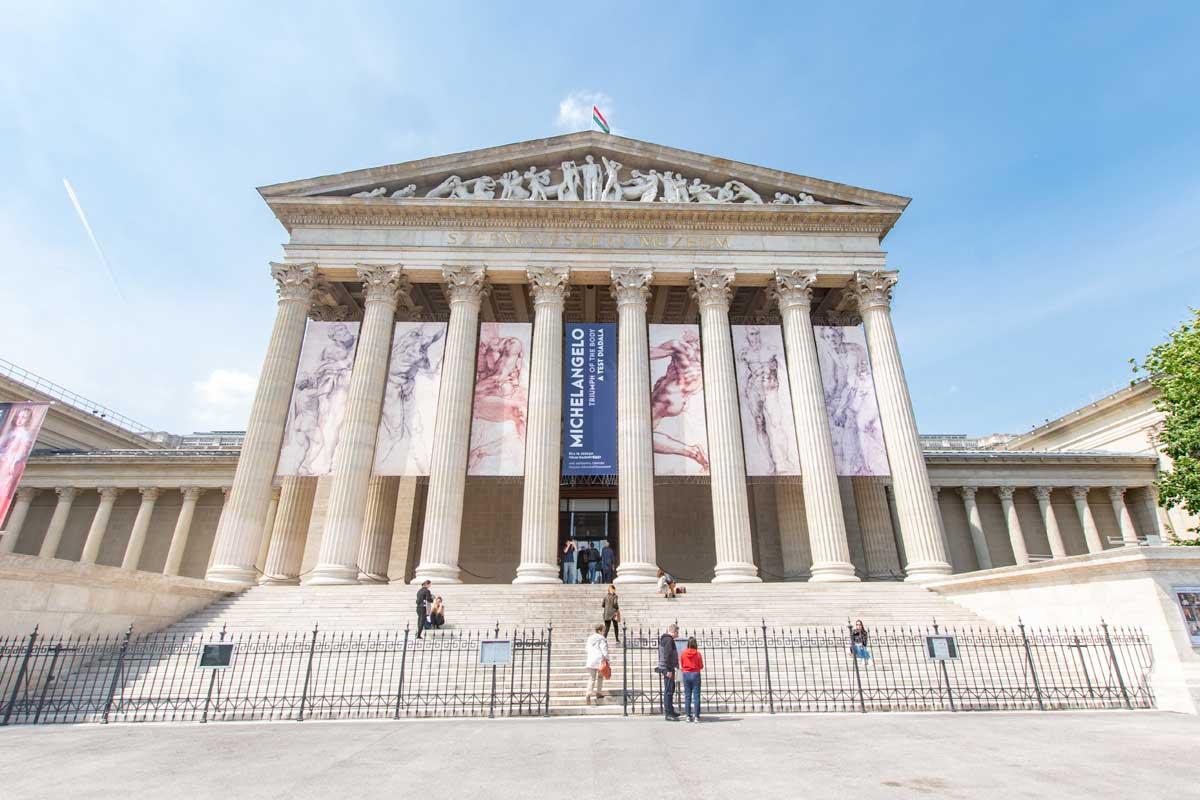 Art Museum of Budapest